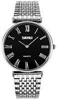 Часы наручные мужские Skmei 9105-4 (серебристый/черный) -