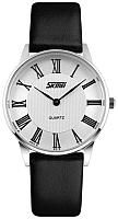 Часы наручные женские Skmei 9092-4 (черный/белый) -