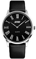 Часы наручные мужские Skmei 9092-2 (черный/черный) -
