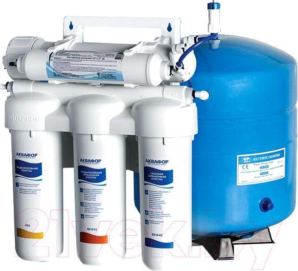 Купить Фильтр питьевой воды Аквафор, Осмо 50 (исполнение 5), Россия