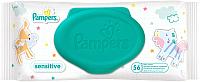 Влажные салфетки Pampers Sensitive (56шт) -