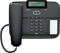 Проводной телефон Gigaset DA710 (черный) -