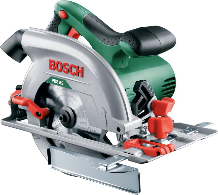 Купить Дисковая пила Bosch, PKS 55 (0.603.500.020), Китай