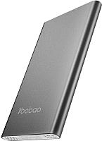 Портативное зарядное устройство Yoobao PL5 (5000 мАч, серый) -