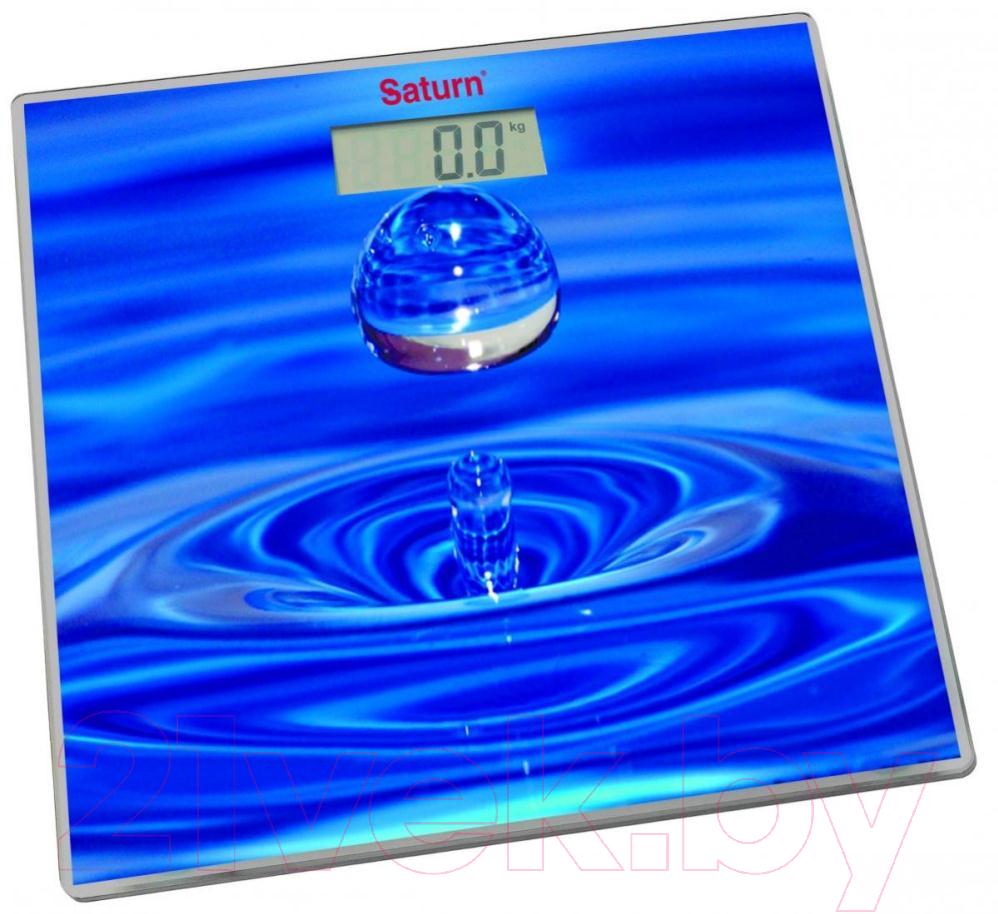 Купить Напольные весы электронные Saturn, ST-PS0246, Китай