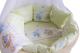 Комплект в кроватку Баю-Бай Улыбка К51-У3 (зеленый) -