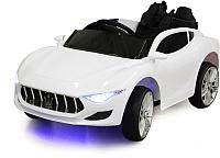 Детский автомобиль Sundays Maserati GT BJ105 (белый) -
