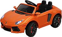 Детский автомобиль Sundays Lamborghini LS528 (оранжевый) -