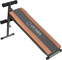 Скамья для пресса Oxygen Fitness Flat_Sub Sit Up Board -