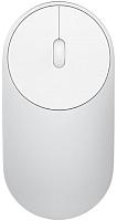 Мышь Xiaomi Mi Mouse Bluetooth / HLK4007GL (серебристый) -