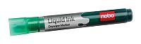 Набор маркеров для доски NOBO Liquid Ink 1901076 (12 шт, зеленый) -