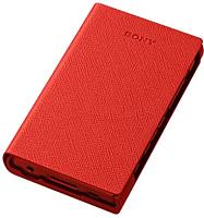 Чехол для плеера Sony CKS-NWA30R (красный) -