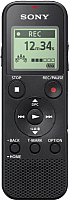 Цифровой диктофон Sony ICD-PX370 (черный) -