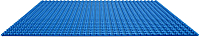 Элемент конструктора Lego Classic Синяя базовая пластина 10714 -