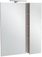 Шкаф с зеркалом для ванной Jacob Delafon Soprano EB1336-NF -
