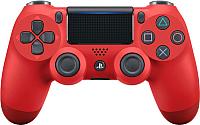 Геймпад Sony Dualshock 4 / PS719894353 (красная лава) -