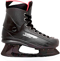 Коньки хоккейные Black Aqua Odwin New / FTS-303 (р-р 43) -