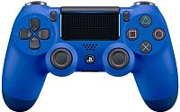 Геймпад Sony Dualshock 4 / PS719894155 (синяя волна) -
