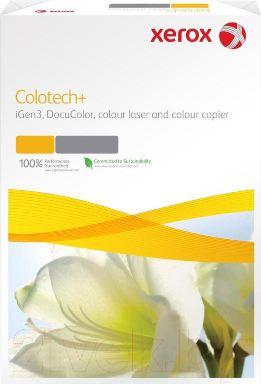 Купить Бумага Xerox, Colotech Plus A3 100 г/м2 / 003R98844, Китай, белый