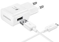 Зарядное устройство сетевое Samsung EP-TA20EWEUGRU (белый) -