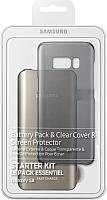 Набор аксессуаров для смартфона Samsung Starter Kit для S8 / EB-WG95ABBRGRU -