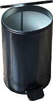 Мусорное ведро Титан Мета 20л (черный) -