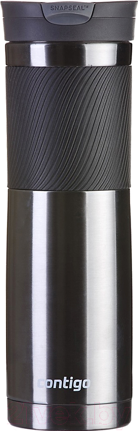 Купить Термокружка Contigo, Byron 24 oz / 1000-0625 (gunmetal), Бельгия