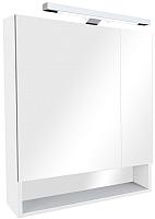 Шкаф с зеркалом для ванной Roca The Gap ZRU9302886 -