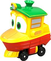 Элемент железной дороги Silverlit Robot Trains Паровозик Дак / 80157 (в блистере) -
