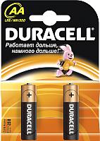 Комплект батареек Duracell Original 1.5V LR6 (2шт) -