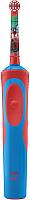 Электрическая зубная щетка Braun Oral-B Stages Power Тачки D12.513K (80300245/91206126) -