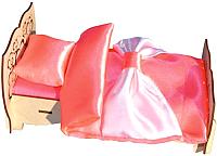 Сборная игрушка POLLY Чудо-кровать со спальным набором -