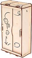 Аксессуар для кукольного домика POLLY Чудо-шкаф / ДК-2-05 -