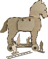 Сборная игрушка POLLY Троянский конь -