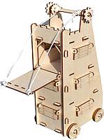 Сборная игрушка POLLY Осадная башня -