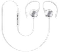 Наушники-гарнитура Samsung Level Active / EO-BG930CWEGRU (белый) -