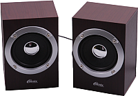 Мультимедиа акустика Ritmix SP-2012W Cherry -