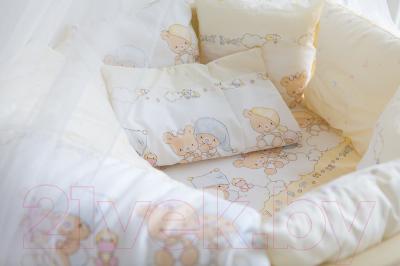 Комплект в кроватку Баю-Бай Мечта К91-М2 (бежевый)