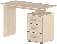 Письменный стол Славянская столица Д-СП1 (дуб молочный) -