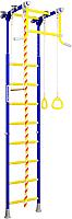 Детский спортивный комплекс Romana Комета 2 ДСКМ-2-8.06.Г.490.18-11 (синяя слива) -
