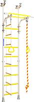 Детский спортивный комплекс Romana Комета 5 ДСКМ-2-8.06.Г1.490.18-24 (белый прованс) -