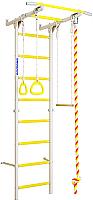 Детский спортивный комплекс Romana Карусель S1 ДСКМ-2С-8.06.Г3.490.18-13 (белый прованс) -