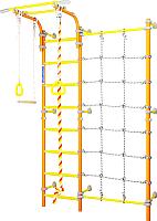 Детский спортивный комплекс Romana Карусель S3 ДСКМ-3С-8.06.Г1.490.18-28 (оранжевый) -
