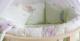 Комплект в кроватку Баю-Бай Забава К91-З3 (зеленый) -