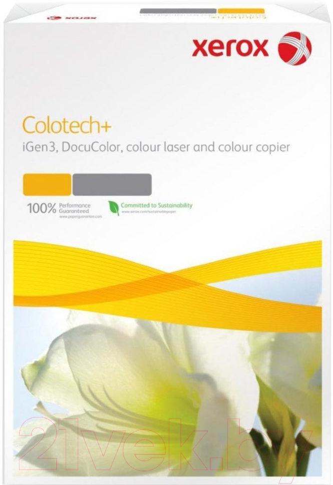 Купить Бумага Xerox, Colotech Plus Gloss А4 280г/м2 / 003R90351, Китай, белый