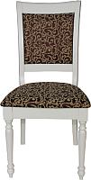 Стул Мебель-Класс Ника 1.004.01 (кремовый белый) -