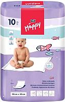 Набор пеленок одноразовых детских Bella Baby Happy 60x90 (10шт) -