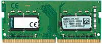 Оперативная память DDR4 Kingston KVR24S17S6/4 -