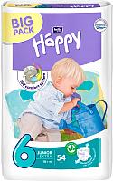 Подгузники Bella Baby Happy Junior Extra 16+кг (54шт) -