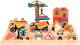 Развивающая игрушка Woody 3D-панорама Стройка / 00143 -